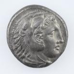 Alexander  III (the Great) life time tetradrachm